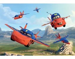 תמונת טפט מכוניות בטיסה בגבהים