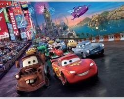 תמונת טפט מכוניות במרוץ