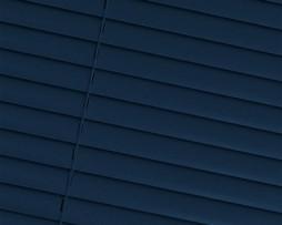 תריס ונציאני כחול כהה