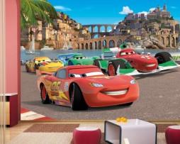 תמונת טפט מכוניות במסלול