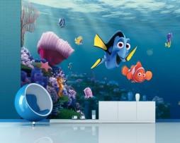 תמונת טפט נמו הדג וחברתו