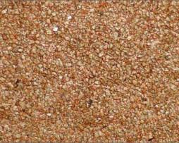 טפט לקיר טבעי אבנים קטנות גוון חום