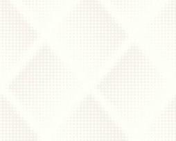 טפט מעויינים קטיפה בגוון לבן