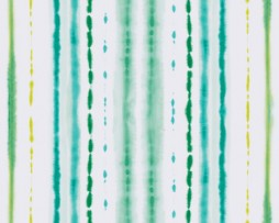 טפט פסים צבעוניים בגוון טורקיז כחול