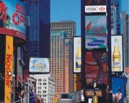 תמונת טפט מוניות בניו יורק