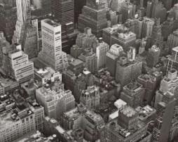 תמונת טפט מנהטן מהגובה