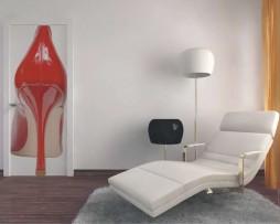 תמונת טפט נעל עקב אדומה