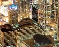 תמונת טפט נוף בניינים במנהטן