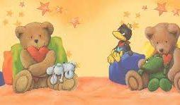 בורדר ילדים דובים