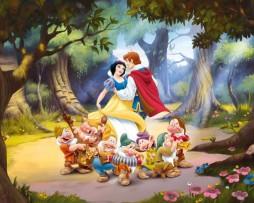 תמונת טפט שלגייה והנסיך