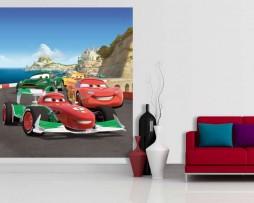 תמונת קיר ספידי מקווין בתחרות דוגמאתמונת קיר ספידי מקווין בתחרות דוגמא