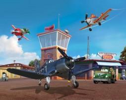 תמונת טפט מטוסים ומכוניות