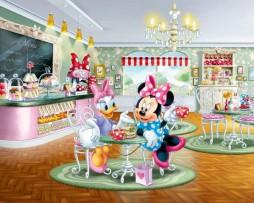 תמונות טפטים לחדרי ילדים מיני מאוס וקטרין דוגמא