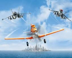 תמונות טפטים לחדרי ילדים מטוסים