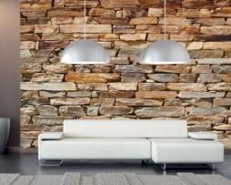 תמונת טפט קיר אבנים דוגמא
