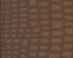 טפט לקיר דמוי עור נחש בגוון חום