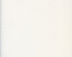 טפט לקיר דמוי עור בגוון לבן