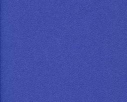 טפט לקיר דמוי עור בגוון כחול
