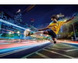 תמונת טפט כדורגל רחוב