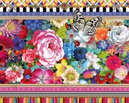 תמונת טפט ציורי פרחים