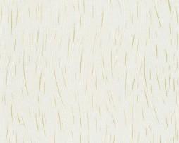 טפט לקיר פסים מיוחד בגוון שמנת מוזהב