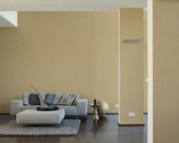 טפט לקיר מחוספס בגוון מוזהב