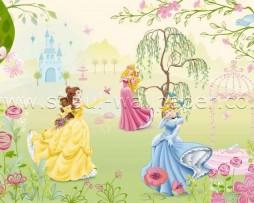 תמונת טפט נסיכות בגן