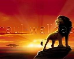 תמונת טפט מלך האריות