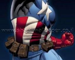 תמונת טפט קפטן אמריקה