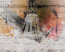 תמונת טפט לדלת פריז
