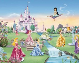 תמונת טפט נסיכות בטירה