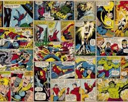 תמונת טפט קומיקס מרוול