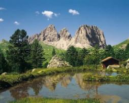 תמונת טפט אגם בטבע