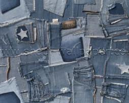 תמונת טפט טלאי ג'ינס