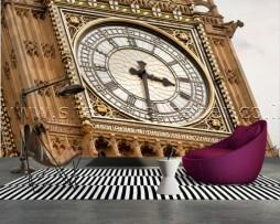 תמונת טפט תלת מימד שעון הביג בן