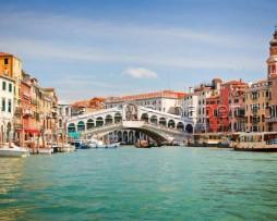 תמונת טפט תלת מימד ונציה