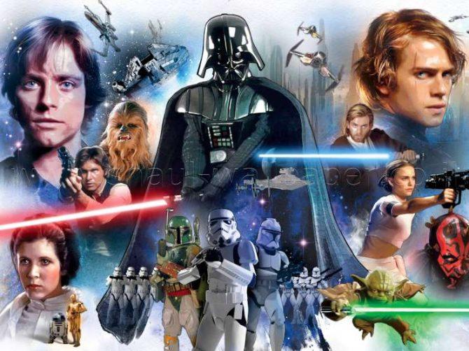 תמונת טפט מלחמת הכוכבים