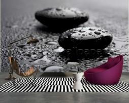 תמונת טפט תלת מימד שתי אבנים