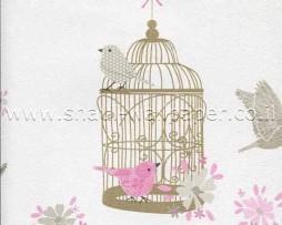 בורדר לתינוקות ציפורים
