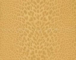 טפט לקיר מנומר בגווני זהב