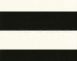טפט עיטורים שחורים על רקע לבןם