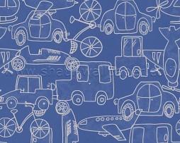 טפט לחדרי ילדים ונוער מכוניות ומטוסים