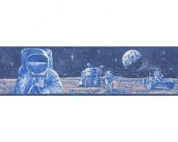 בורדר לקיר אסטרונאוטים בחלל