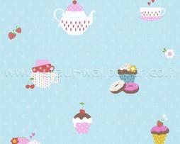 טפט לתינוקות דונטס ועוגות