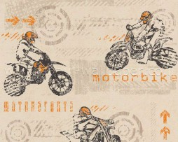 טפט גרפיטי אופנועים