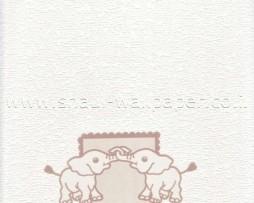 טפט רקע סגלגל עם פילונים