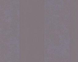 טפט פסים דמוי עור סגול עדין