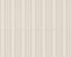 טפט לקיר פסים א-סימטרי בגוון קרם