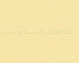 טפט לקיר שתי וערב בצבע צהוב
