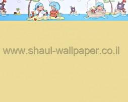 בורדר לילדים פיראטים בים